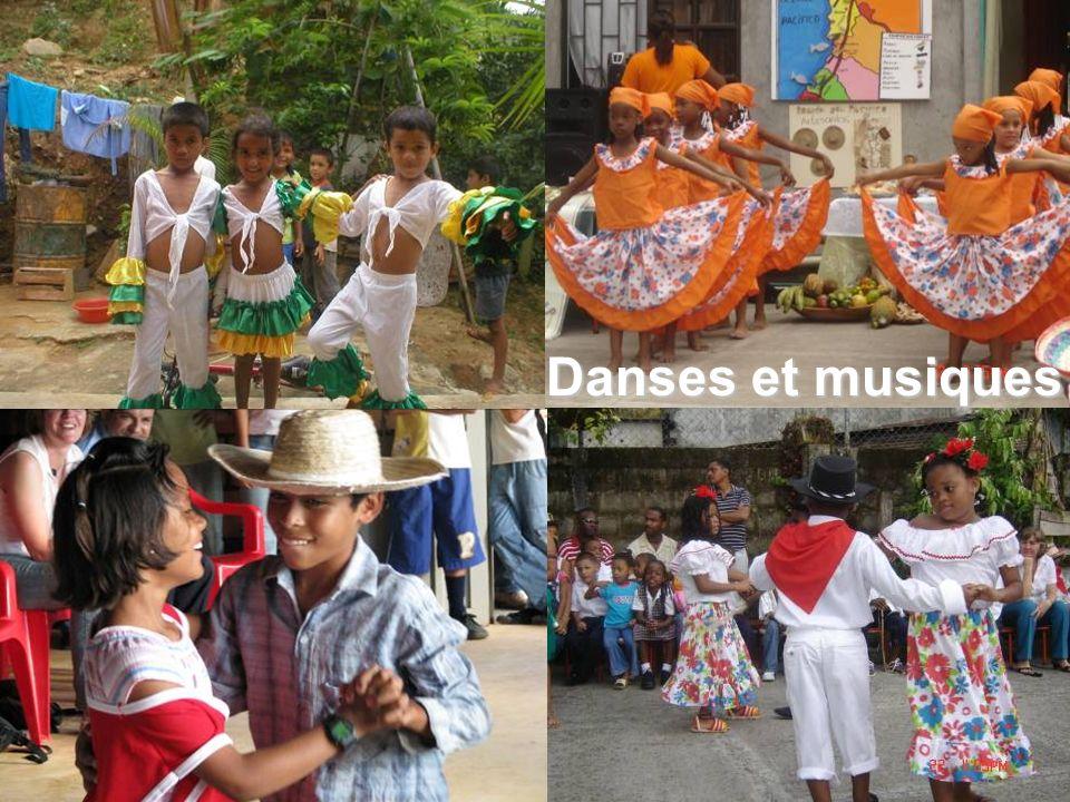 Danses et musiques