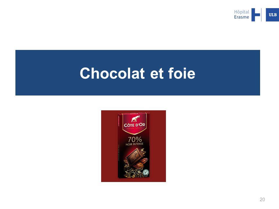 Chocolat et foie 20