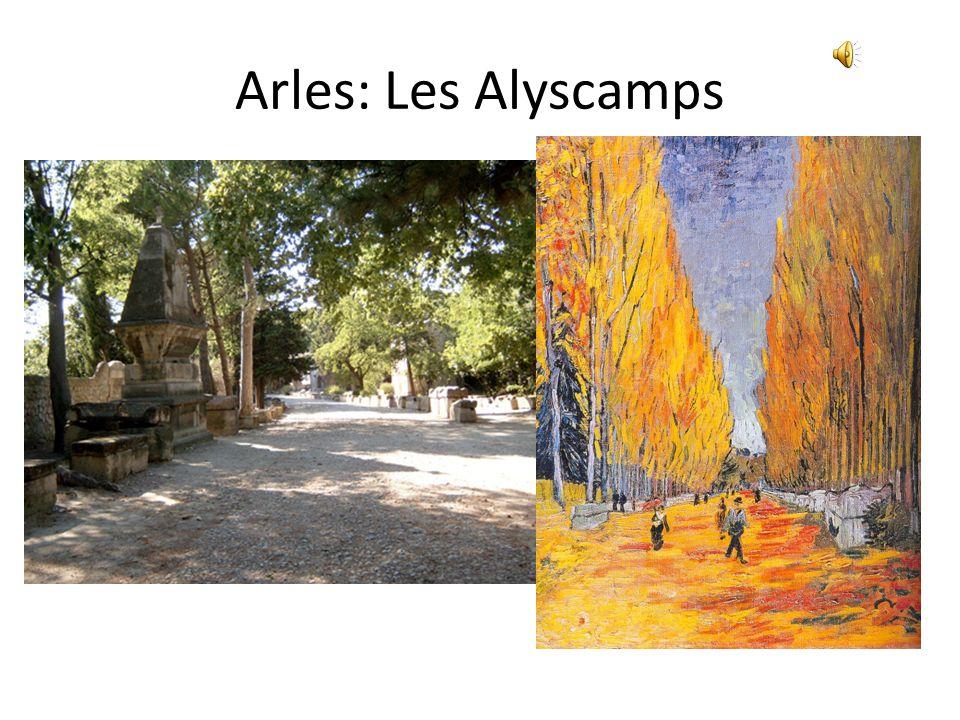 Arles: le théâtre antique