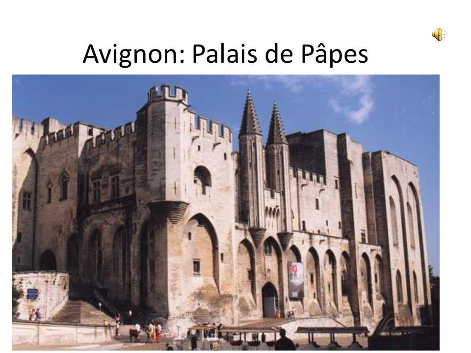 Rhône - Avignon