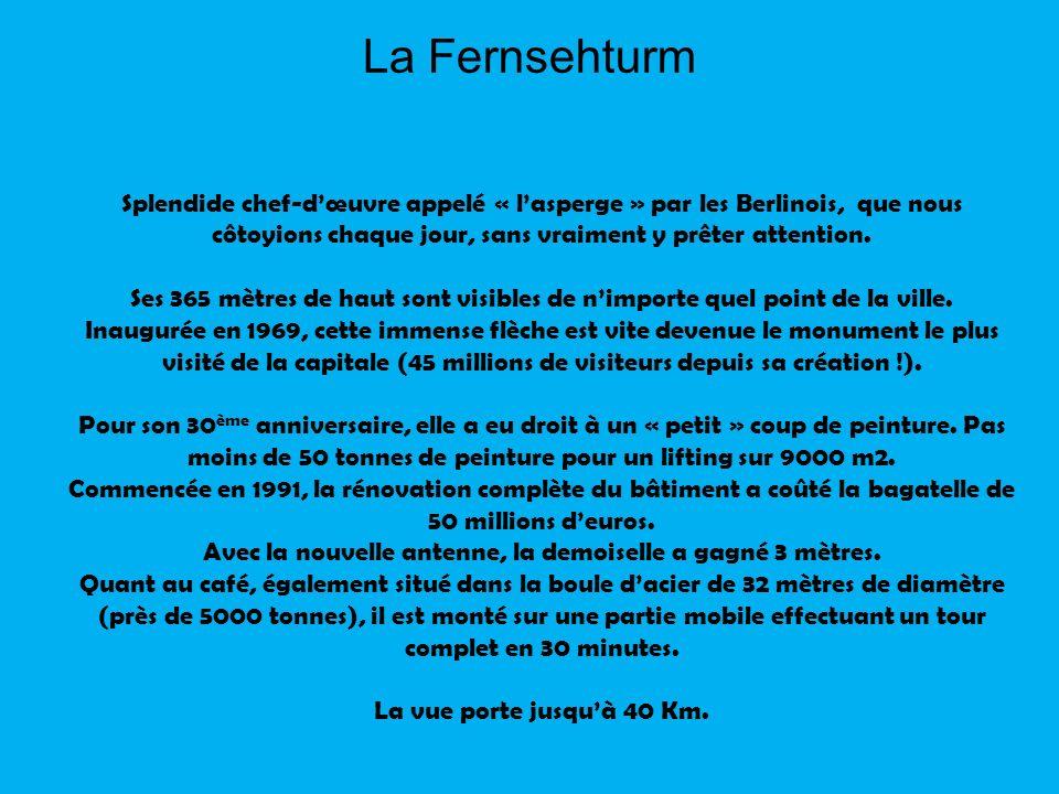 La FERHRSEHTURM
