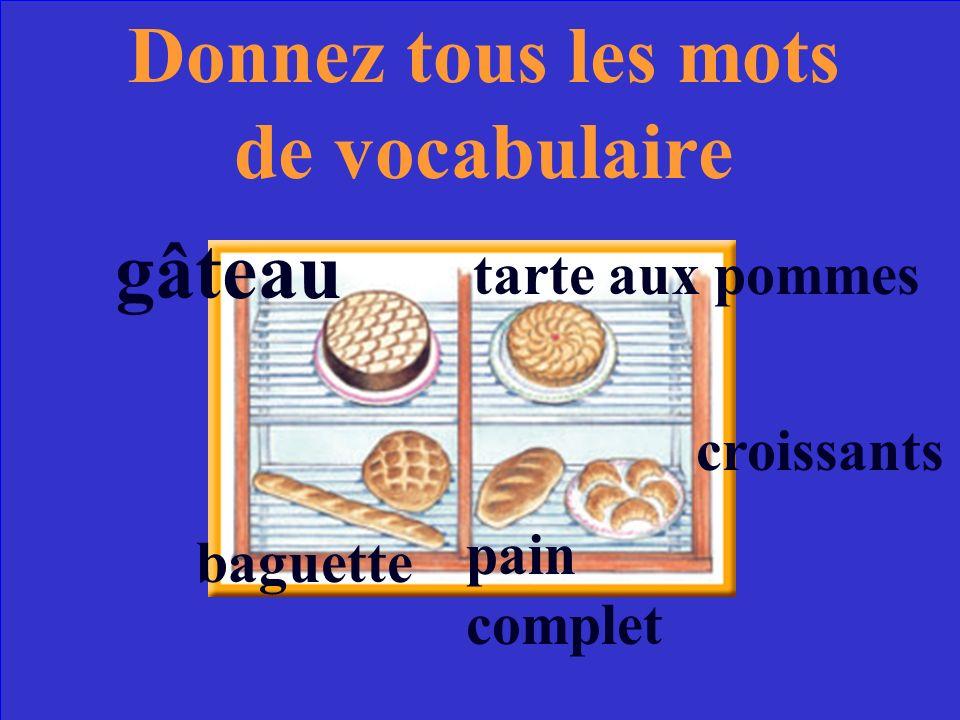 Boulangerie-pâtisserie