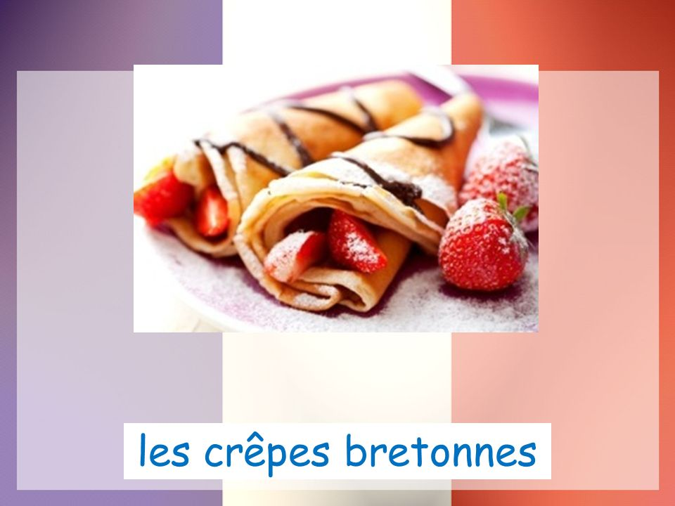 les crêpes bretonnes