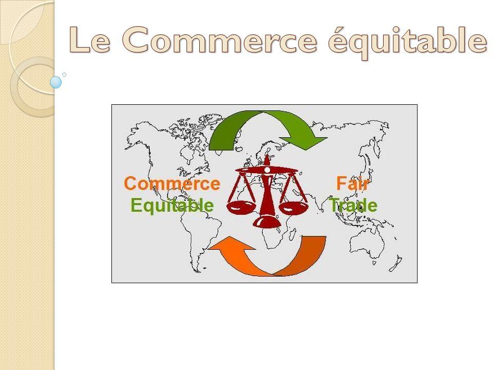 PLAN Introduction Commerce équitable Max Havelaar La C.E et la France Critiques Conclusion