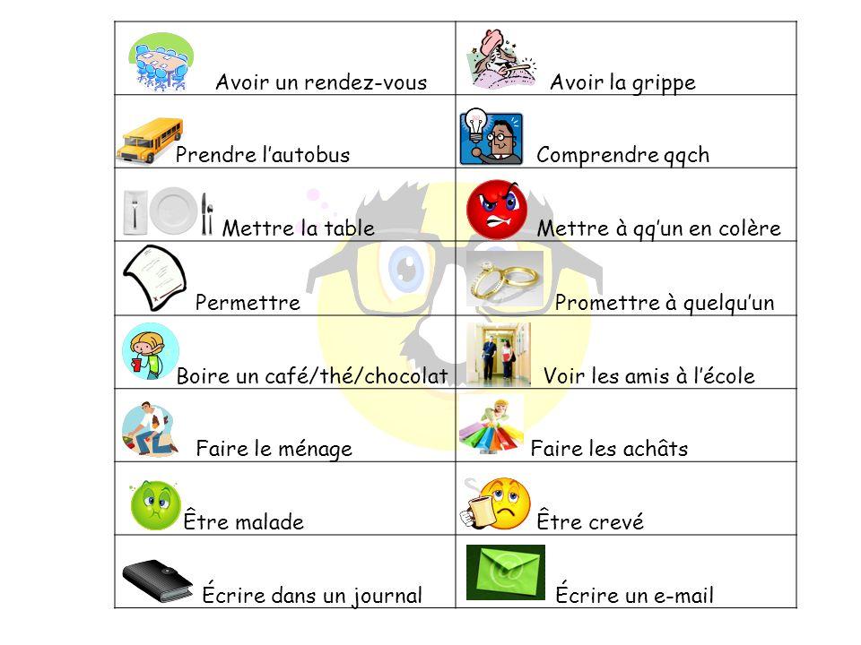 Étudie le vocabulaire! Word Ladders Flashcards Picture Dictionary ToonDoo.com Etc… Schepeezuro