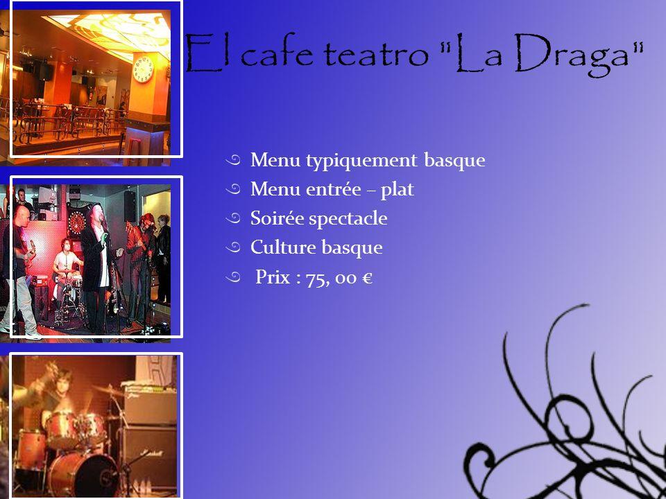 El cafe teatro