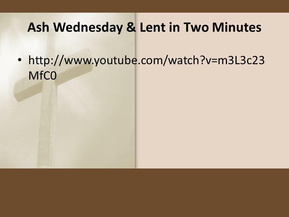 LE MERCREDI DES CENDRES (Ashes) Cest le début du Carême Cest un jour particulièrement pénitentiel, dans lequel on manifeste notre désir personnel de CONVERSION à Dieu.