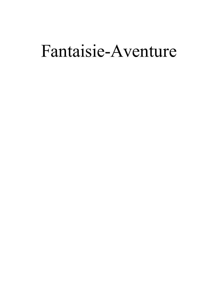 Fantaisie-Aventure