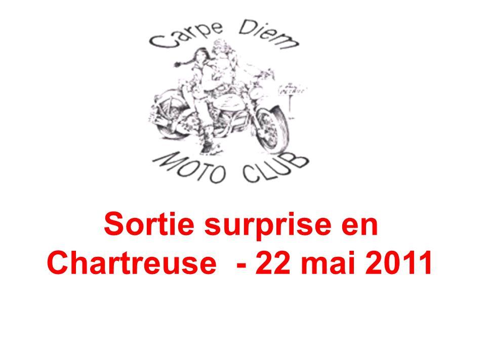 Sortie surprise en Chartreuse - 22 mai 2011