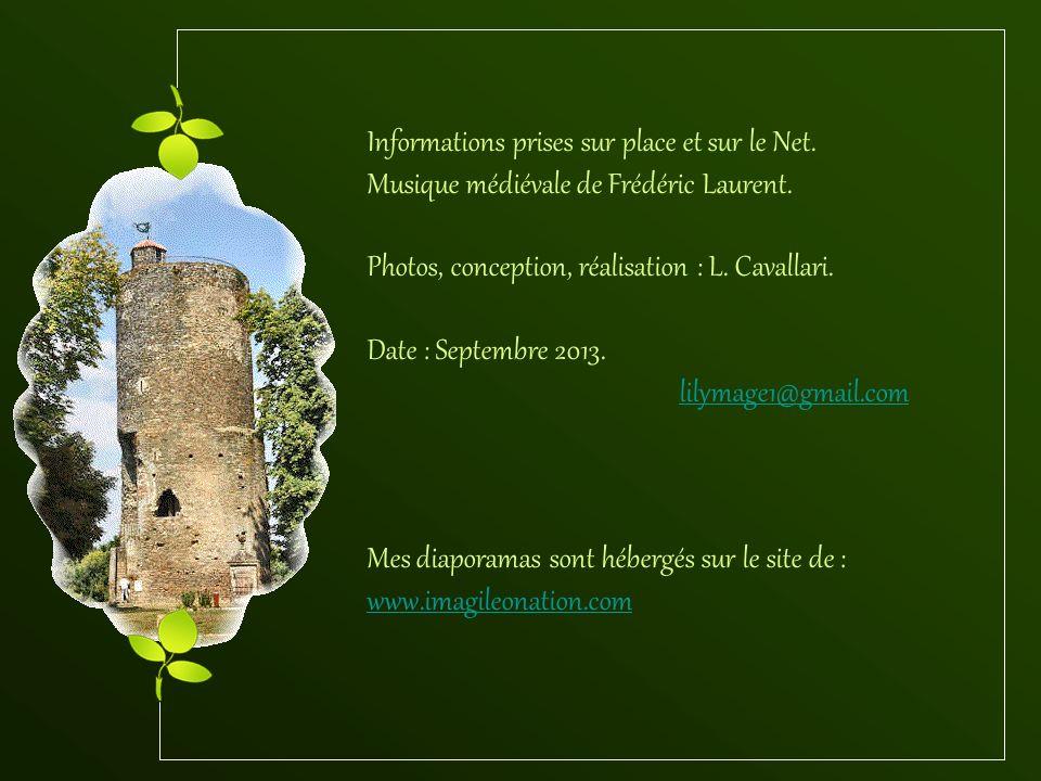 Ouvrage dart du XIIIe siècle, inscrit à linventaire des monuments historiques, le pont roman enjambe la Mère. Il comptait, à lorigine, cinq arches, do
