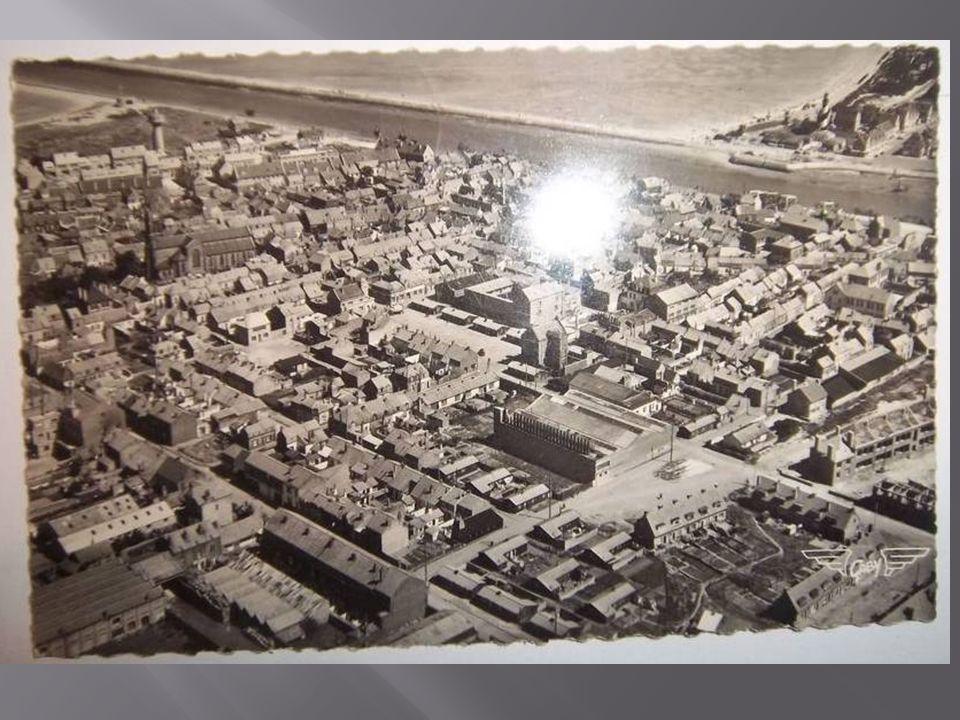 Lécole de pêche de Grand Fort dans les années 50