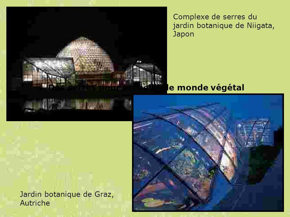 Les serres: Aspects techniques, scientifiques, muséographiques et pédagogiques Lyon, 22 Octobre 2008 2.