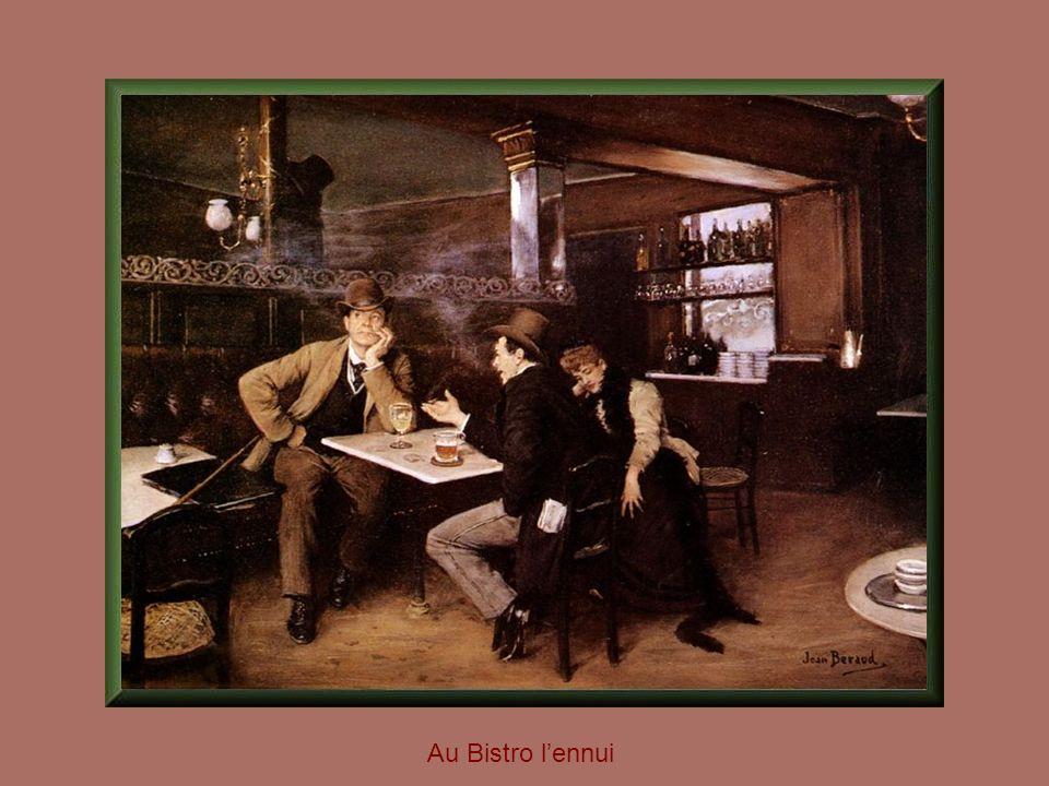 Jean Béraud, partie 2 En 1872, il suit les cours de Léon Bonnat, un des artistes influents de l'époque. Il occupe un atelier dans le quartier de Montm
