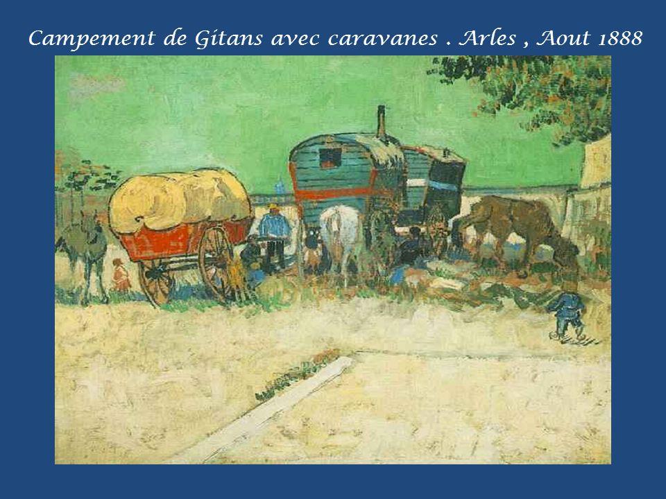 Branche d Amandier. Arles, Mars 1888