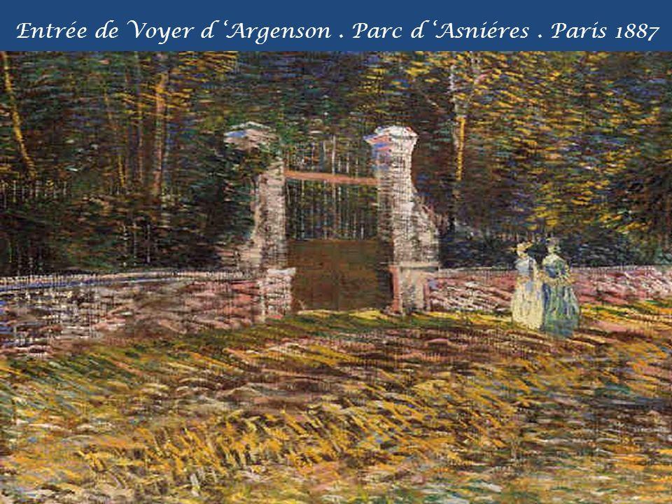 Entrée d une Carriére prés de St. Rémy. Octobre 1889