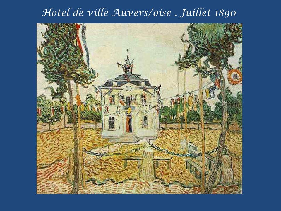Floraison du Poirier. Arles, Avril 1888