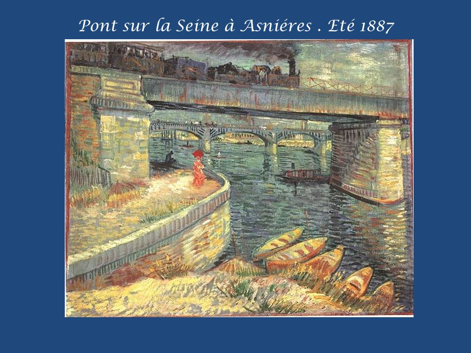 Pont de Trinquetaille. Arles, Juin 1888