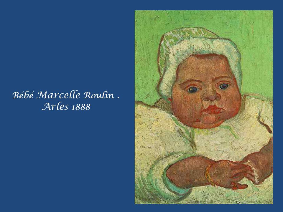 Bébé Marcelle Roulin. Arles 1888