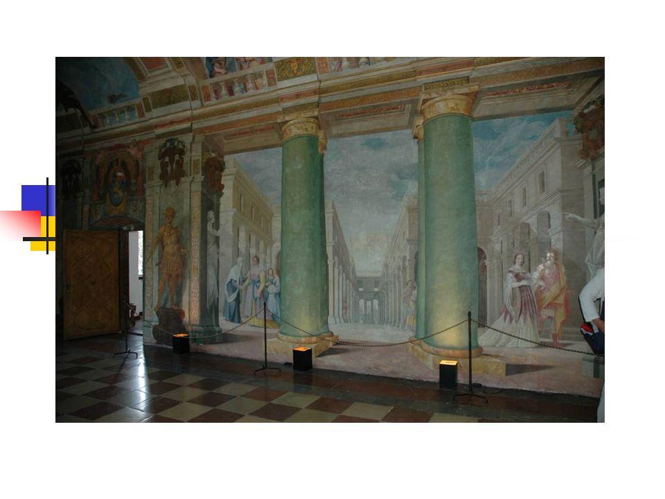 Le château de Hellbrunn