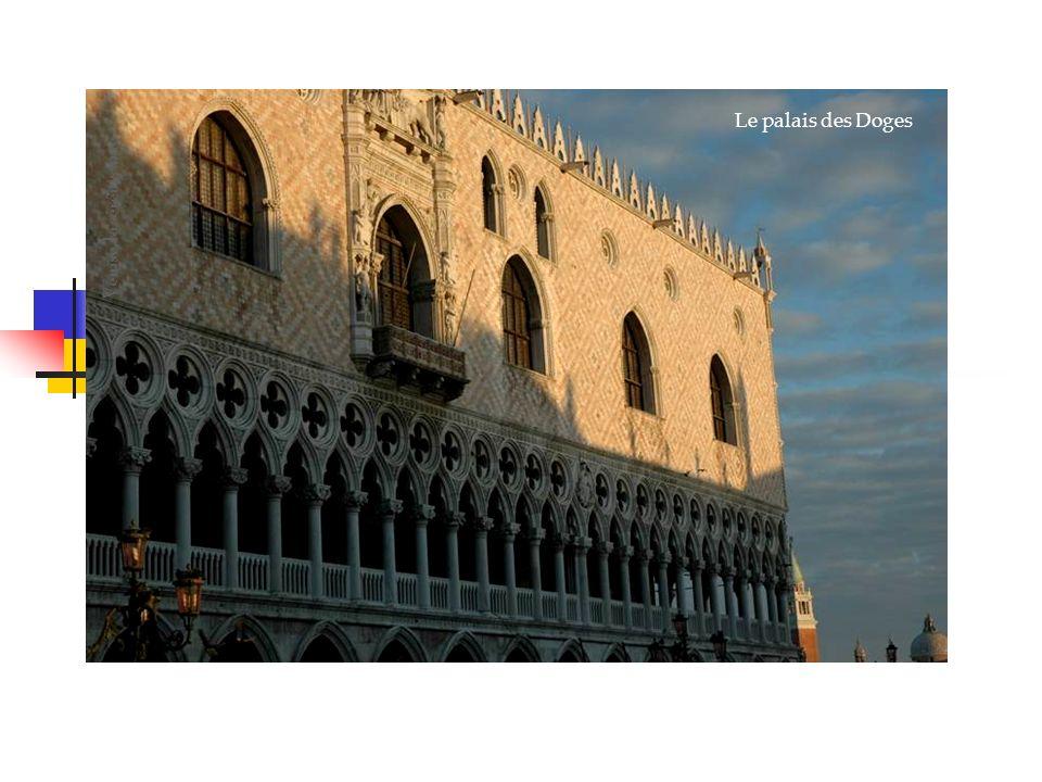 Venise, la sérénissime Le palais des Doges