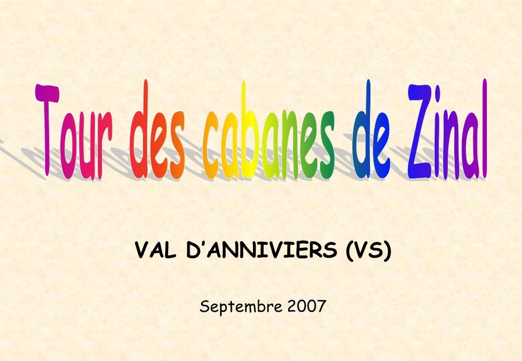 VAL DANNIVIERS (VS) Septembre 2007