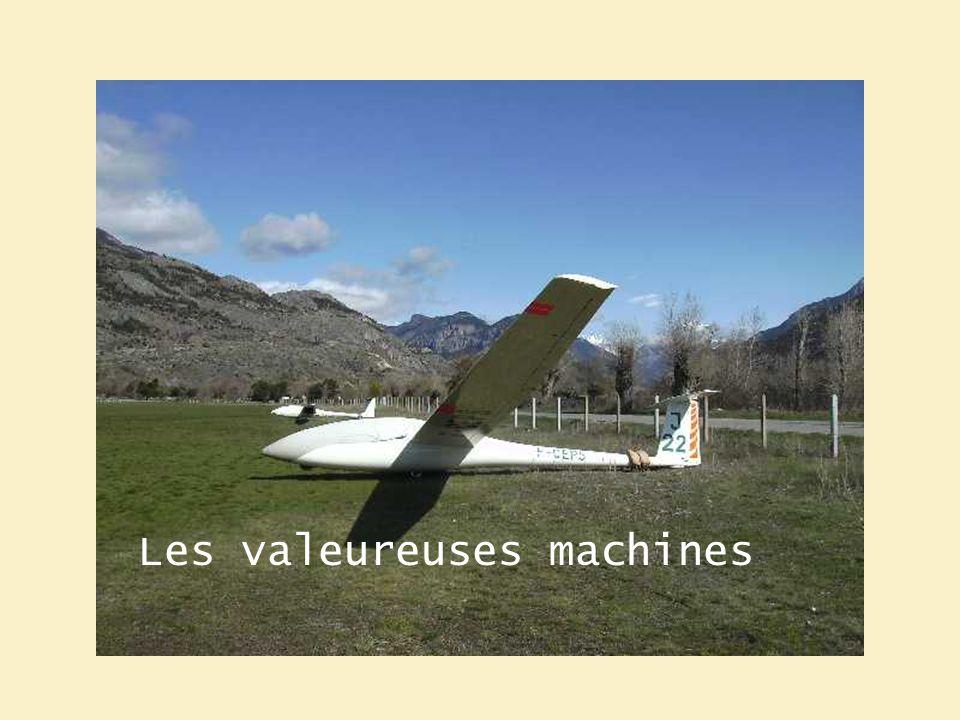 Les valeureuses machines