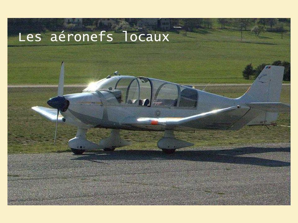 Les aéronefs locaux