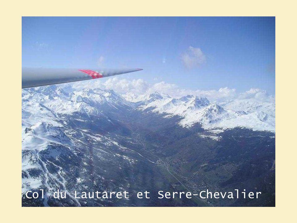 Col du Lautaret et Serre-Chevalier