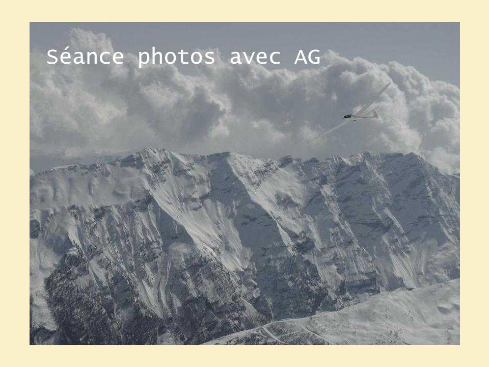 Séance photos avec AG