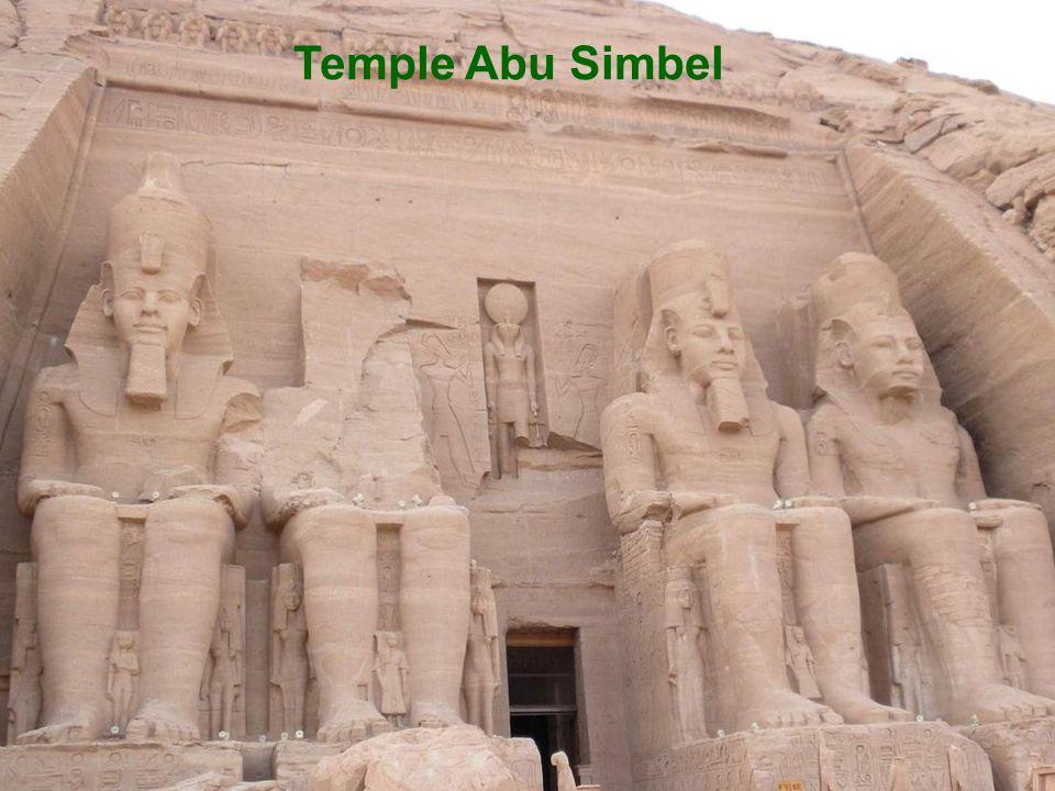 Philae Sigle de la Chrétienté Façon de numéroter les pièces du temple pour le déménagement Toutes pièces Découpèes Entreposées Numérotées et replacées