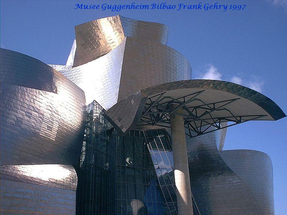 Musee Guggenheim Bilbao Frank Gehry 1997