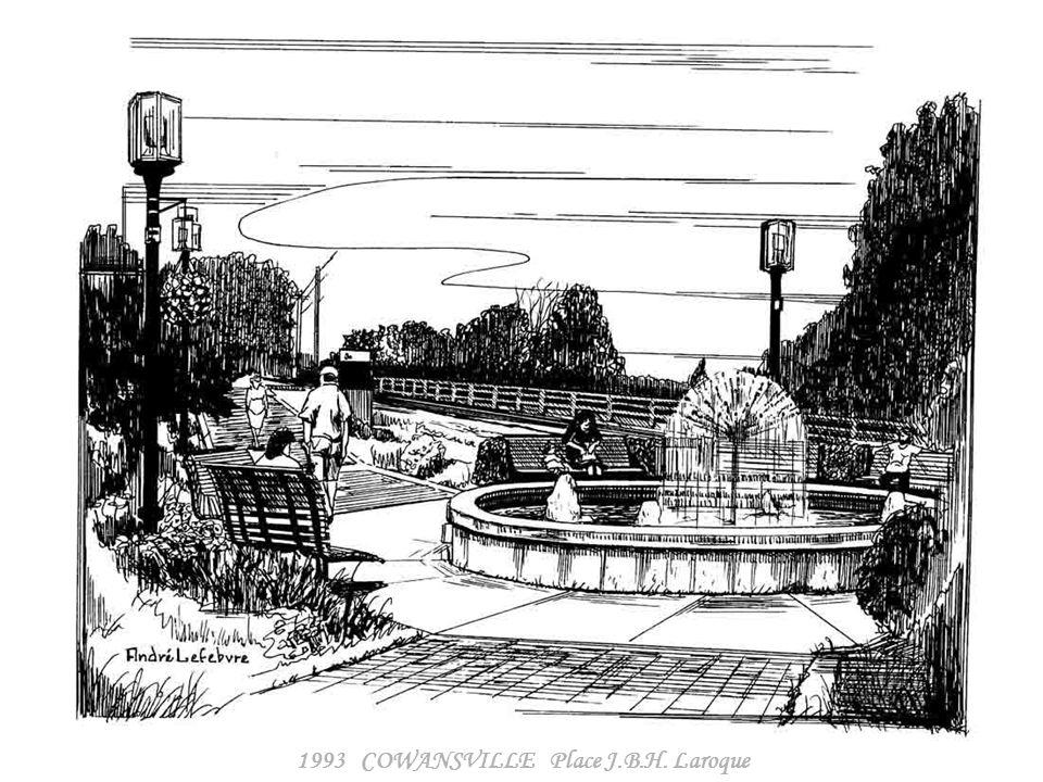 1993 COWANSVILLE L'Intersection