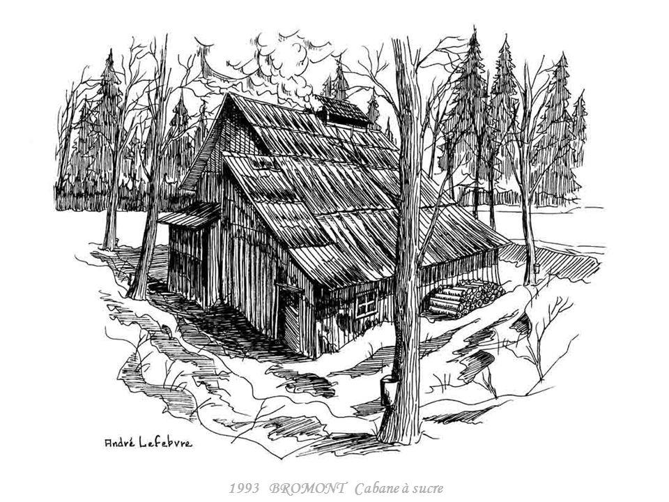André Lefebvre Artiste peintre NOIR et BLANC 2 Les régions du Québec. Les Cantons-de-lEst. www.andre-lefebvre.com Avancez manuellement…