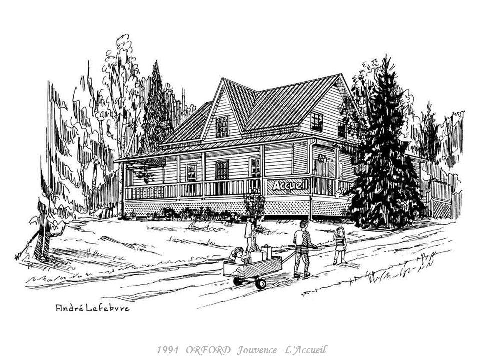 1994 GRANBY Maison Vittie