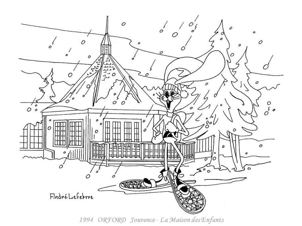 1994 ORFORD Jouvence - Centre de Vacances Familiales