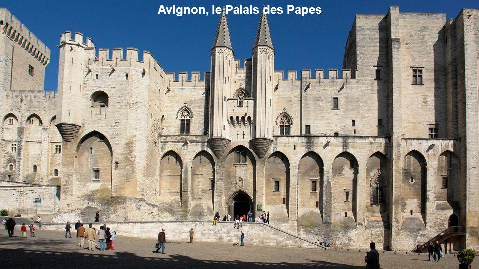Avignon, Palais des Papes