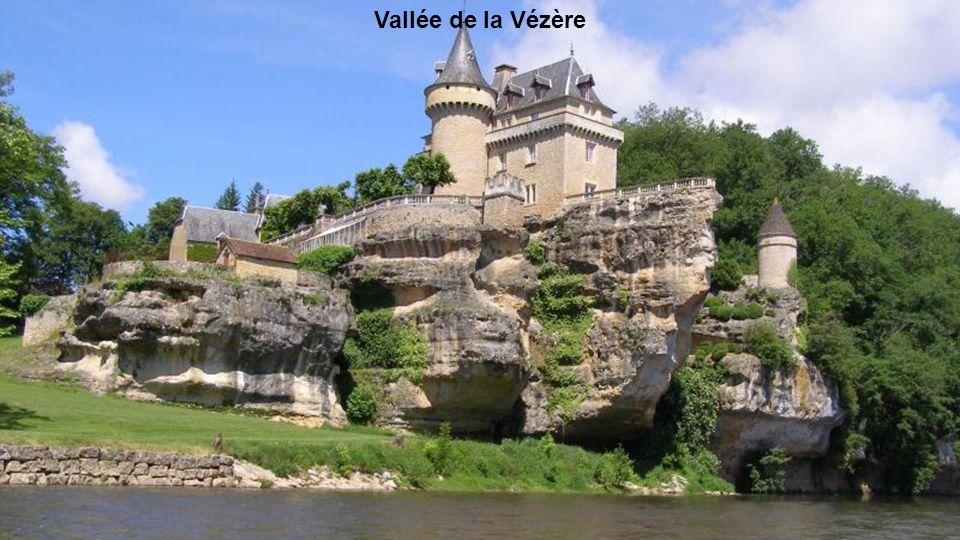 Vallée de la Vézère