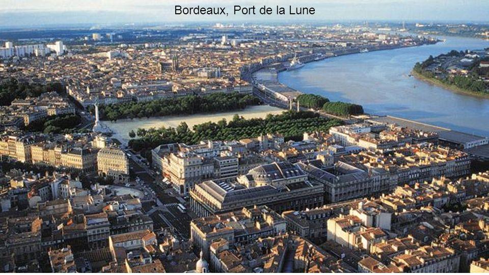 Bordeaux, Port de la Lune