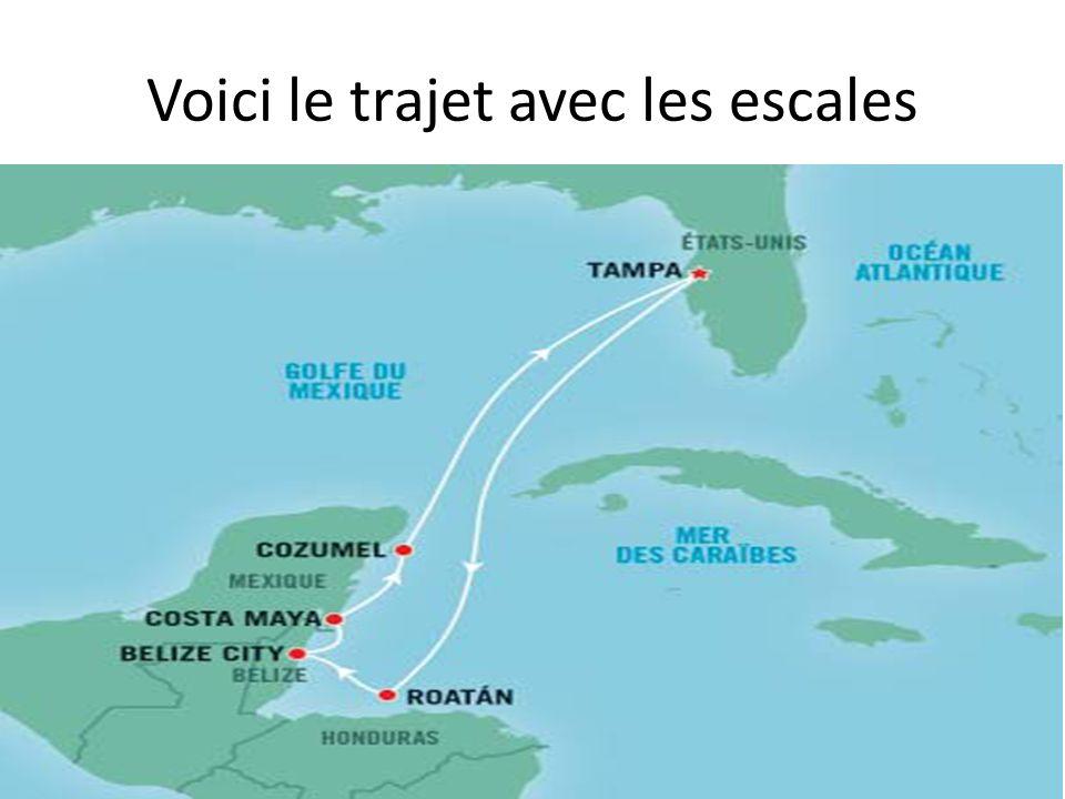 Roatan: île du Honduras.la plus grande des îles du département des Islas de la Bahía.
