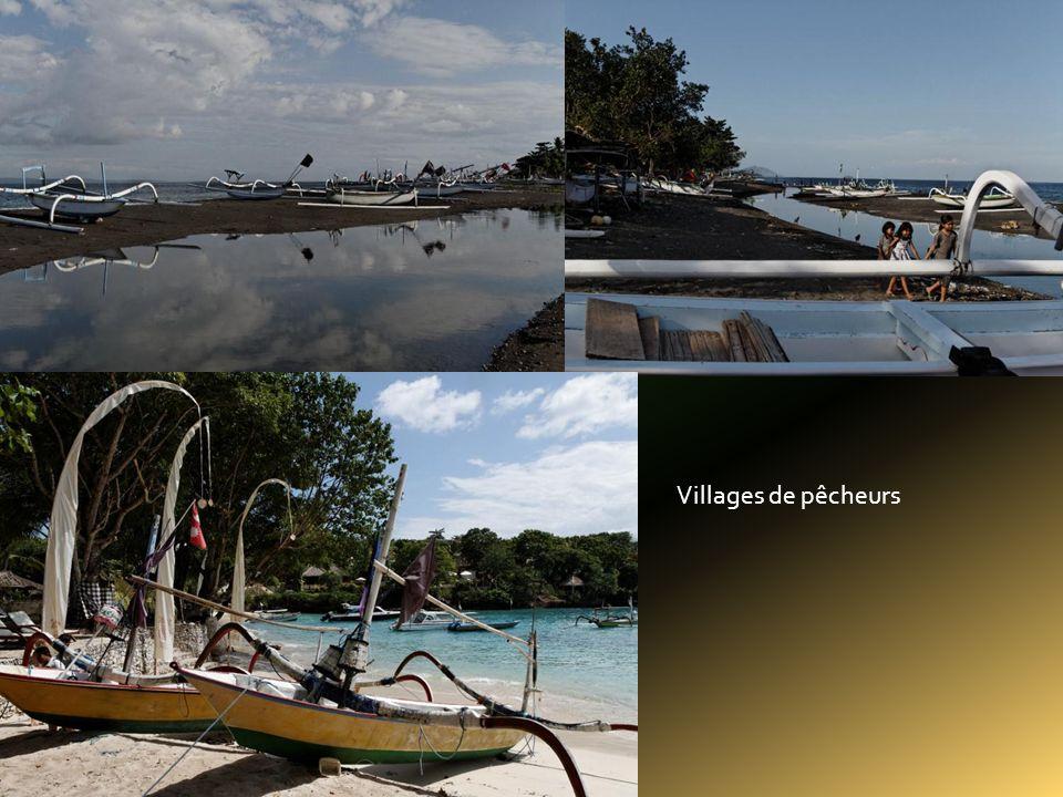 Le Taman Gili de Klungklung, son pavillon flottant, sa salle daudience et de cérémonies