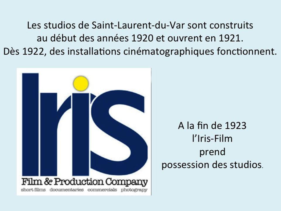 Films des Studios de Saint-Laurent-du-Var Mettre le son et laisser défiler
