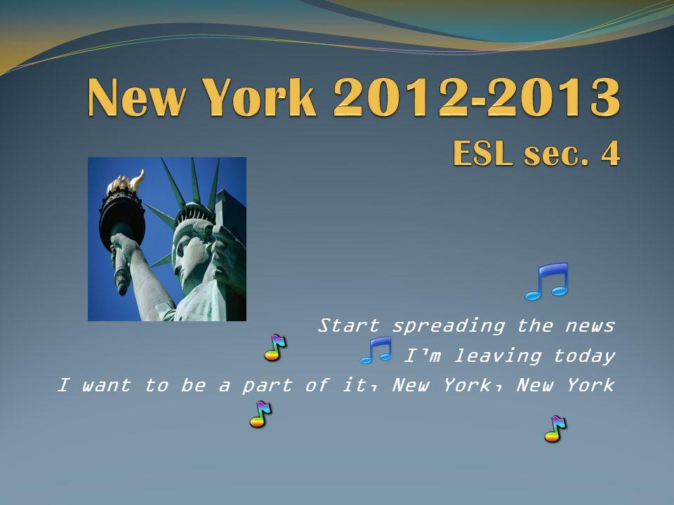 21 au 24 mai 2013; 32 élèves et 2 accompagnateurs; 460$ par élève (montant approx.)