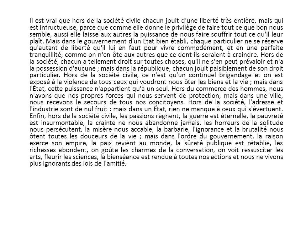 Le Citoyen, Section 2, chapitre IX, paragraphe IX, trad.