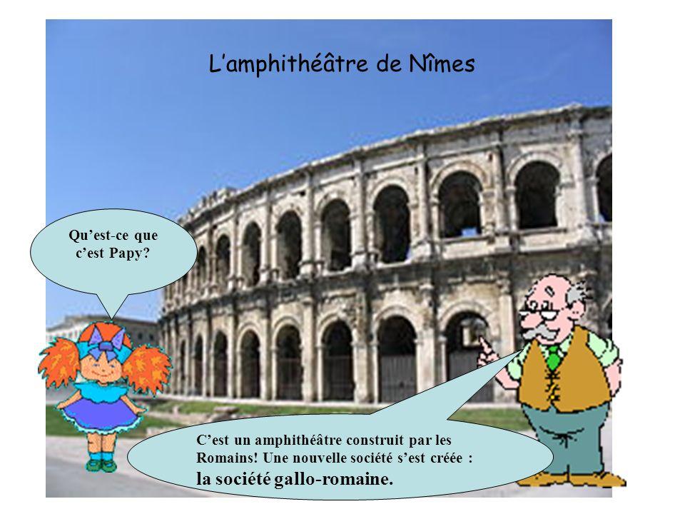 Vercingétorix jette ses armes devant César LAntiquité Cest la conquête de la Gaule par les Romains.