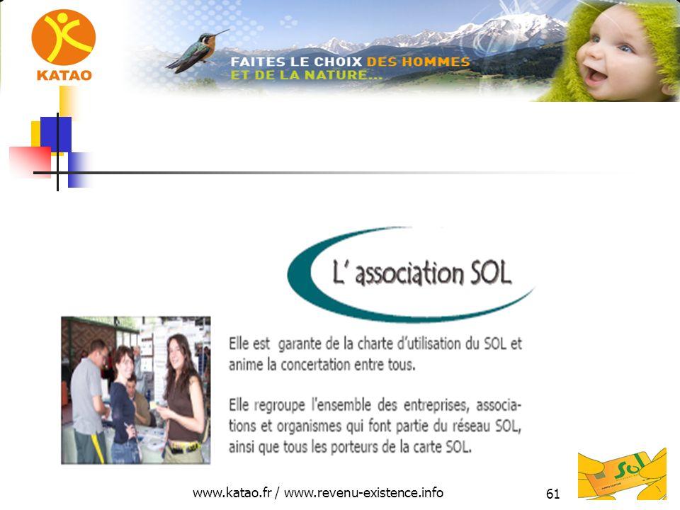 www.katao.fr / www.revenu-existence.info 61