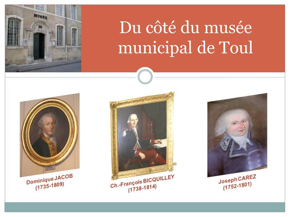 Du côté du musée municipal de Toul