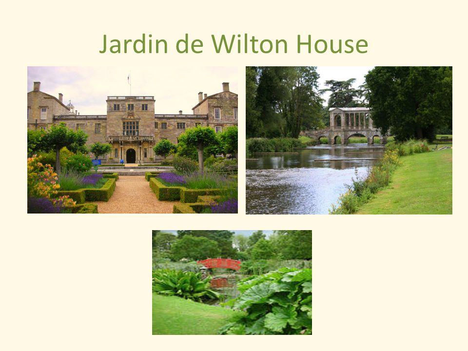 Jardin de Wilton House