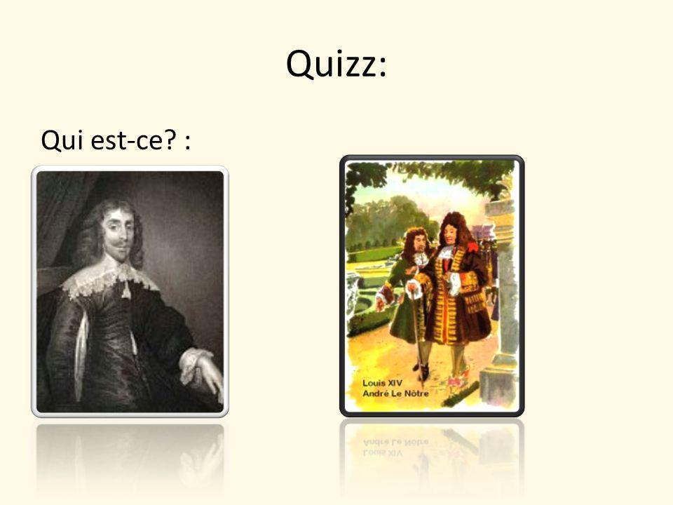 Quizz: Qui est-ce? :