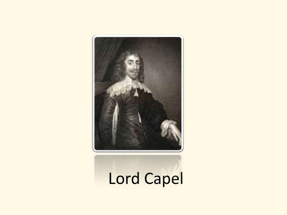 Lord Capel