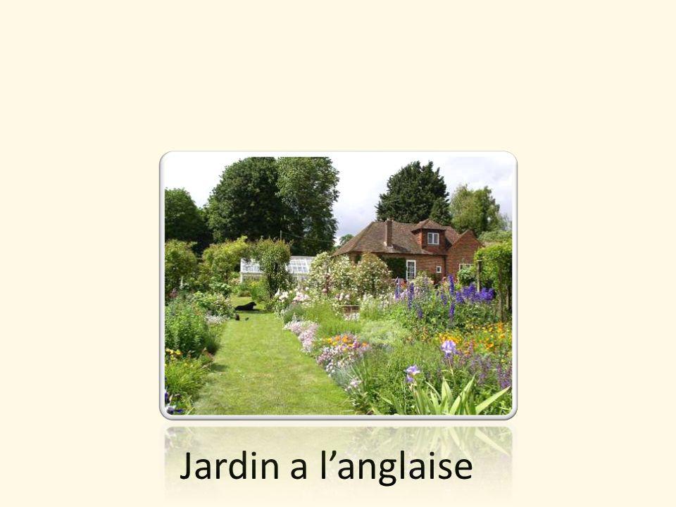Jardin a langlaise